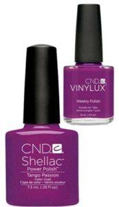 Отличие Shellac от Vinylux