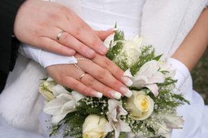 Идеи свадебного маникюра