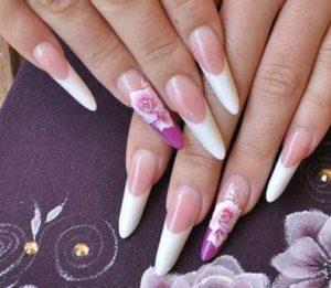 Сколько стоит нарастить ногти