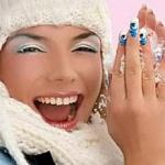 Сезонные наряды для пальчиков. Весна, осень, зима и лето на ногтях